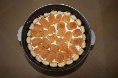 recette charlottes aux poires