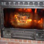 resultat nettoyage insert cheminée