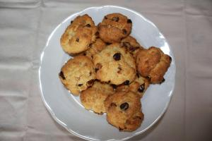 Recette biscuits secs