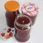 marmelade fraises recette
