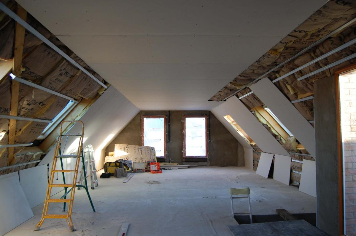 renover plafond ancien