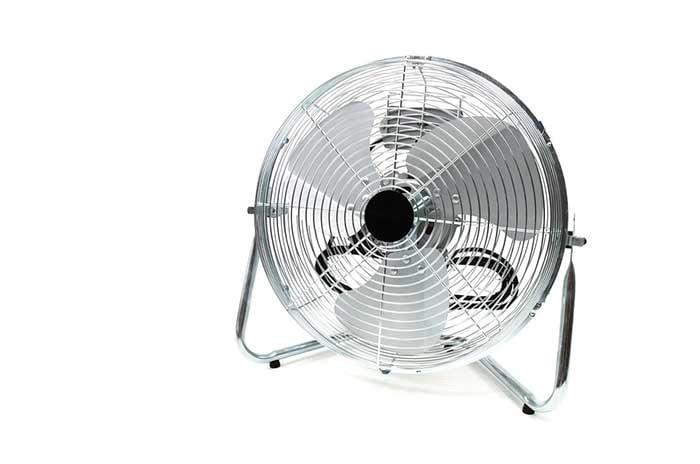 nettoyer un ventilateur