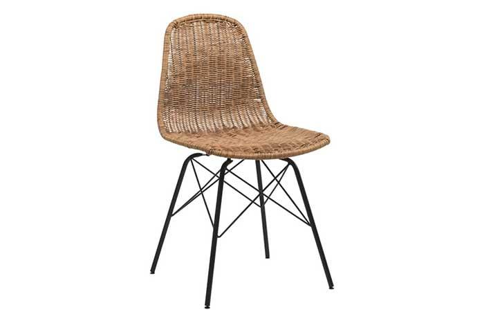 chaise esthétique