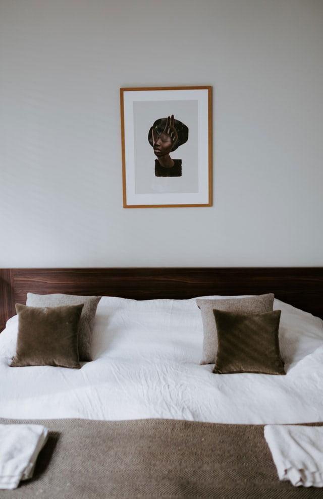 position du lit feng shui